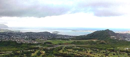 Lookout Kaneohe 3.jpg (15260 bytes)